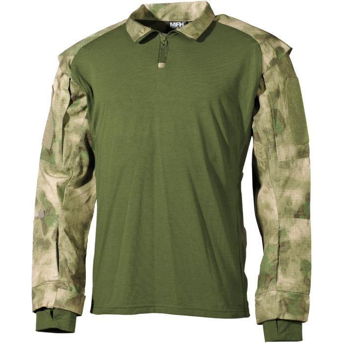 MFH US Tactical Shirt HDT Camo FG