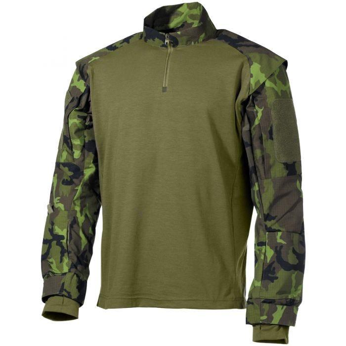 MFH US Tactical Shirt Czech Woodland