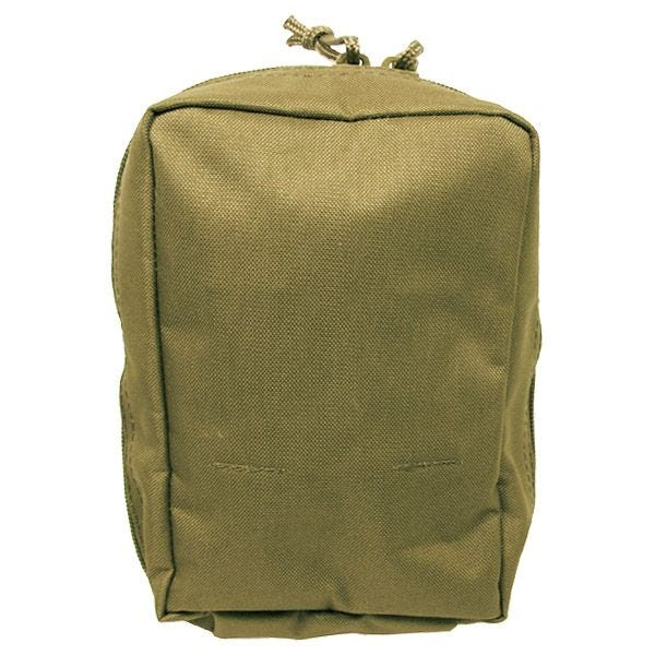 MFH Medical First Aid Kit Pouch MOLLE Coyote