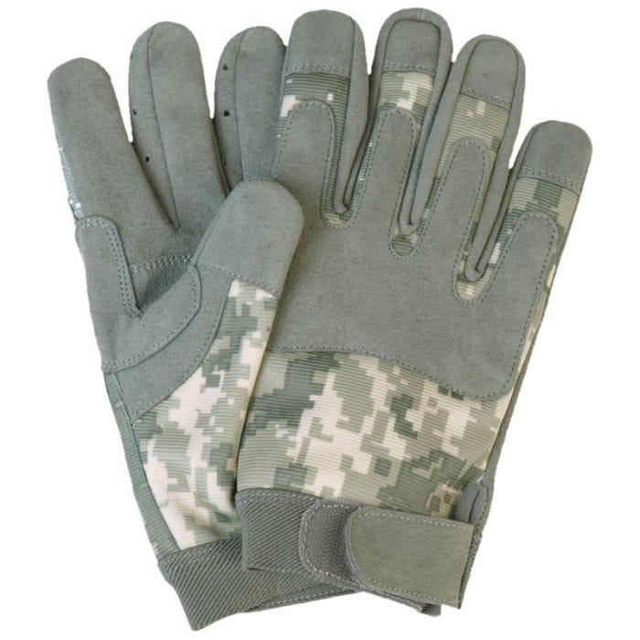 Mil-Tec Army Gloves ACU Digital
