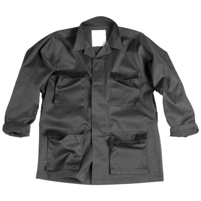 Mil-Tec BDU Combat Shirt Black