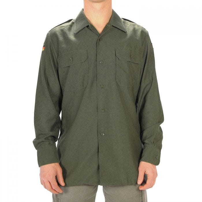 Mil-Tec BW Shirt Olive