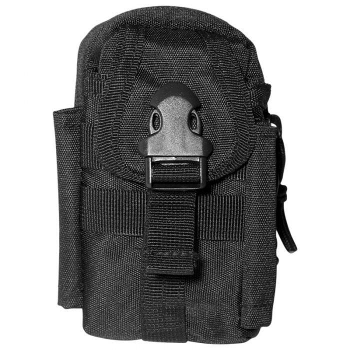 Mil-Tec Commando Belt Bag Black