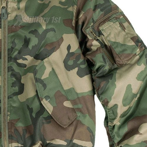 Mil-Tec MA-1 Flight Jacket Woodland