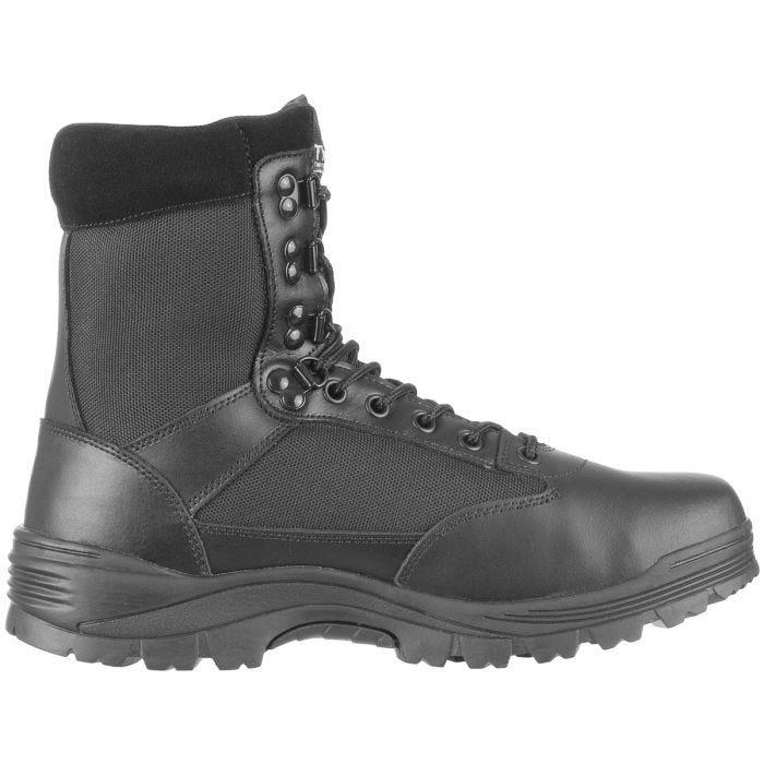 Mil-Tec SWAT Combat Boots Black