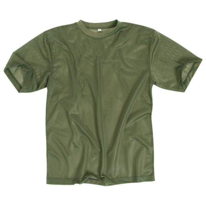 Mil-Tec T-Shirt Mesh Olive