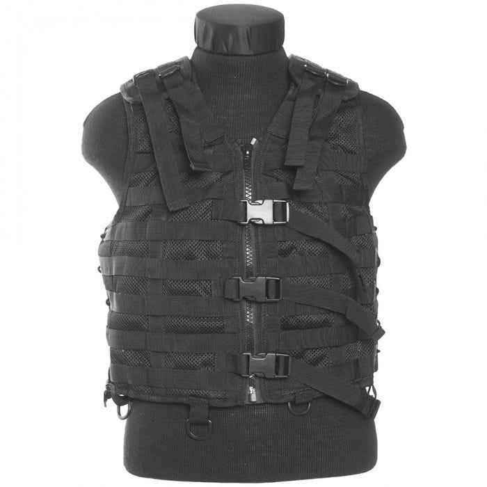Mil-Tec Carrier Vest 'Modular System' Black