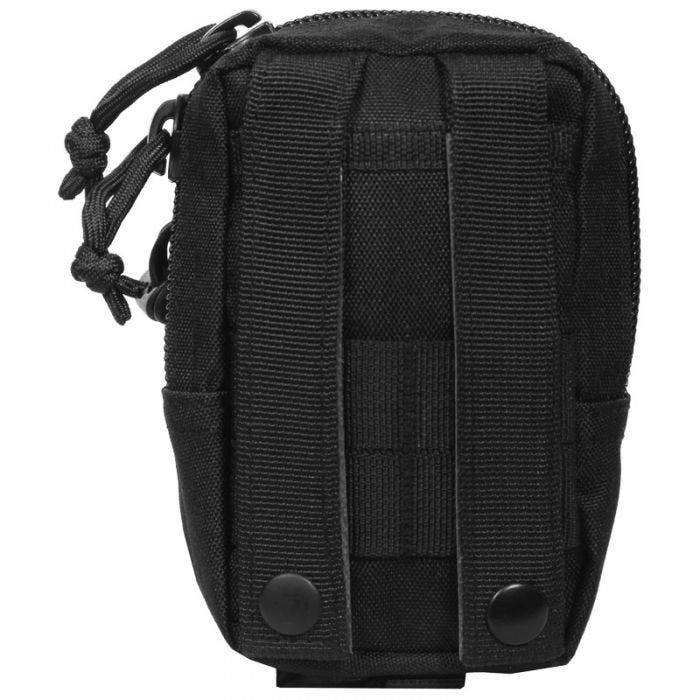MFH Utility Pouch MOLLE Black
