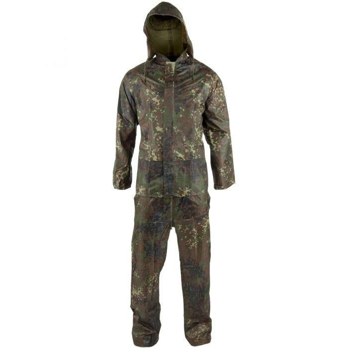 Mil-Tec Waterproof Suit Flecktarn