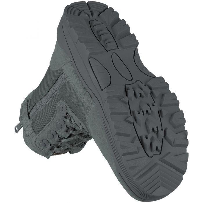 Mil-Tec Tactical Side Zip Boots Urban Grey
