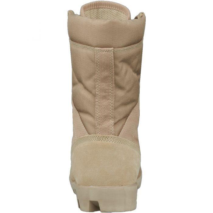 Mil-Tec US Speed Lace Combat Boots Desert