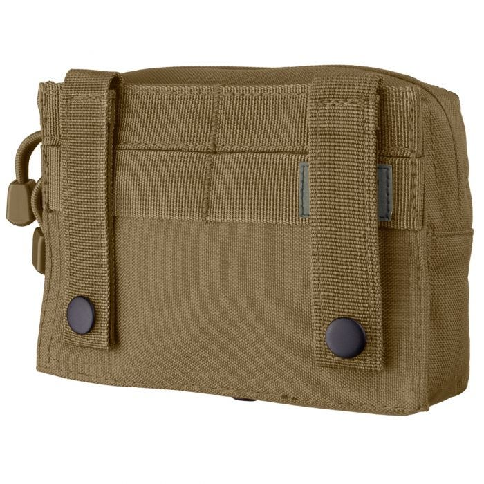 Mil-Tec MOLLE Belt Pouch Small Dark Coyote