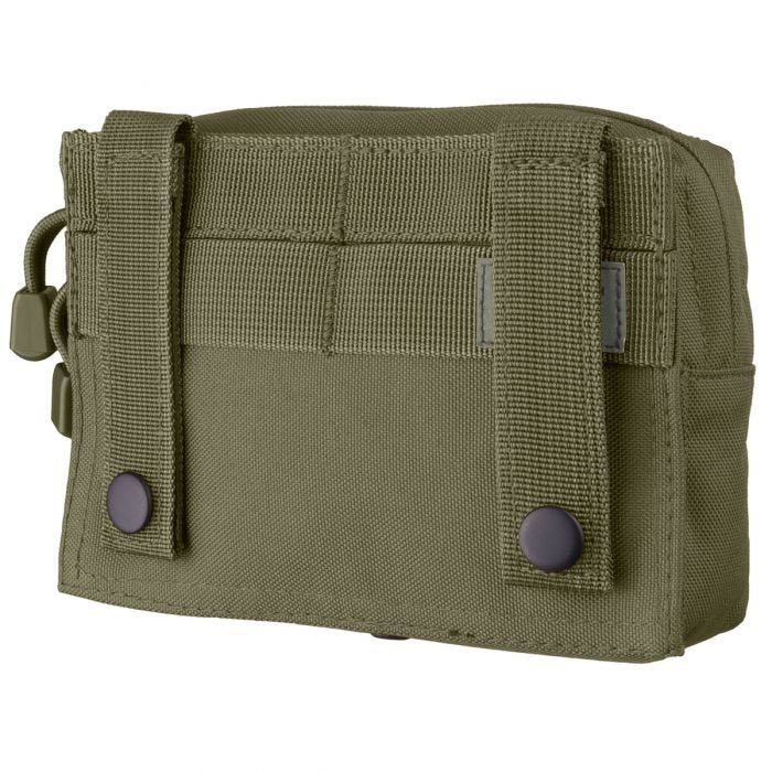 Mil-Tec MOLLE Belt Pouch Small Olive