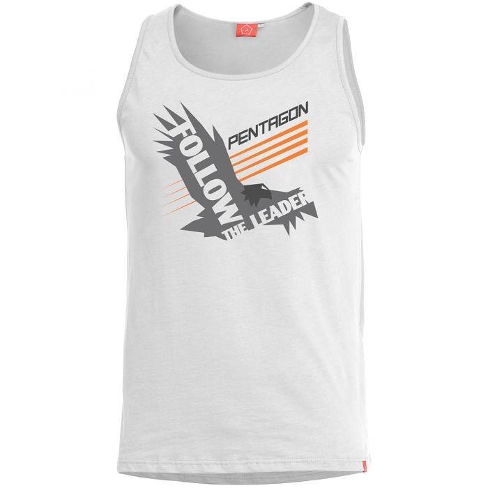 Pentagon Astir Vest Follow The Leader White