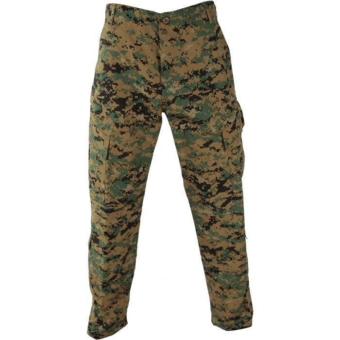 Propper ACU Trousers Polycotton Ripstop Digital Woodland