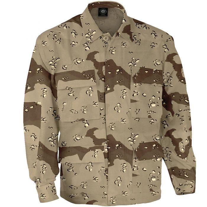 Propper Uniform BDU Coat Polycotton Ripstop 6-Colour Desert