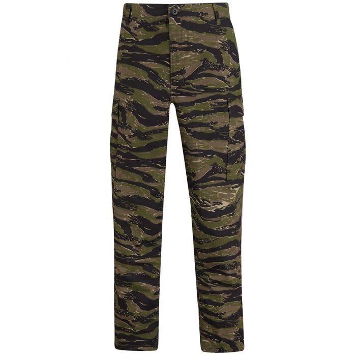 Propper Uniform BDU Trousers Polycotton Ripstop Asian Tiger Stripe
