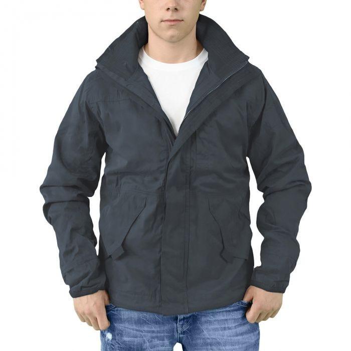 Surplus New Savior Jacket Anthracite