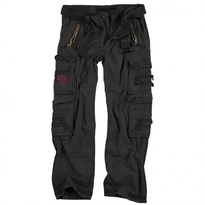 Surplus Royal Traveler Trousers Royal Black
