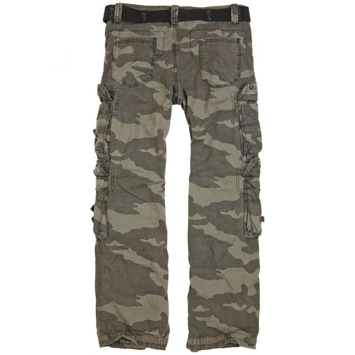 Surplus Royal Traveler Trousers Royal Camo