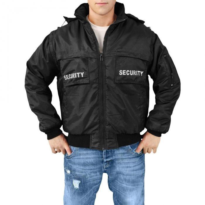 Surplus Security Jacket Black