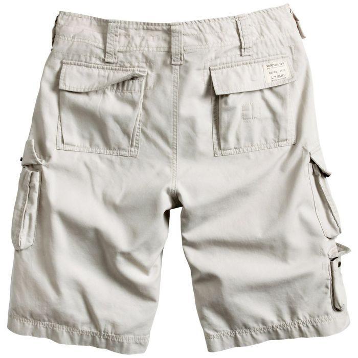 Surplus Trooper Shorts Off-White