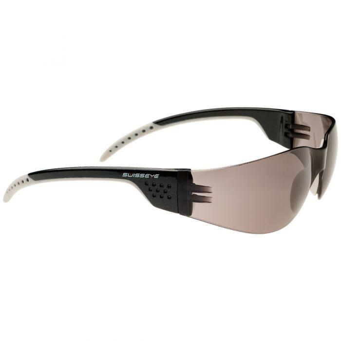 Swiss Eye Outbreak Luzzone Black/Silver Frame