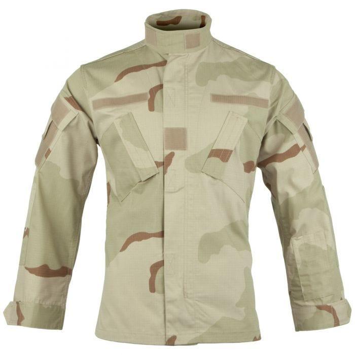 Teesar ACU Ripstop Shirt 3-Colour Desert