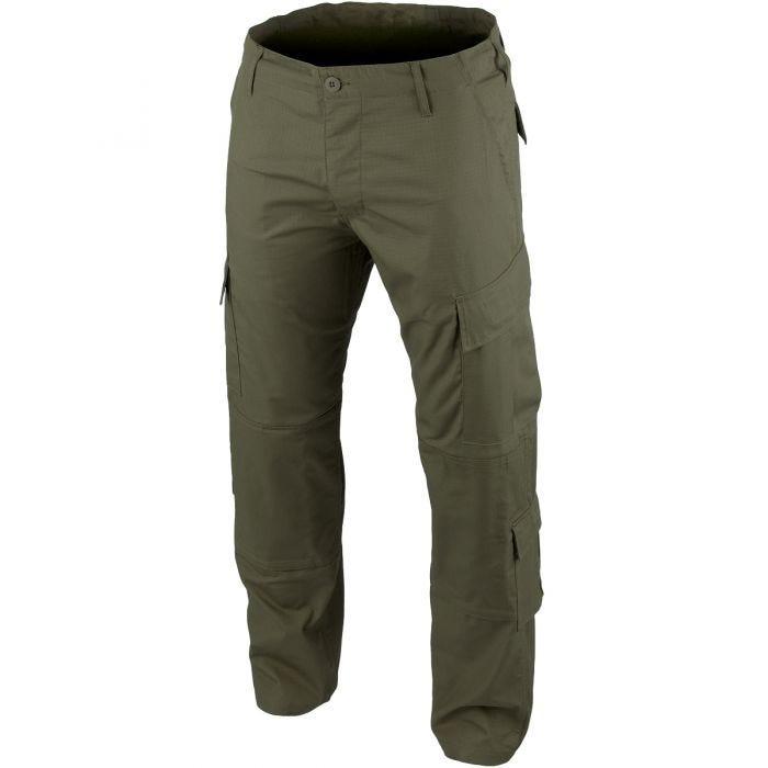 Teesar ACU Combat Trousers Olive