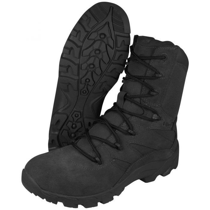 Viper Covert Boots Black