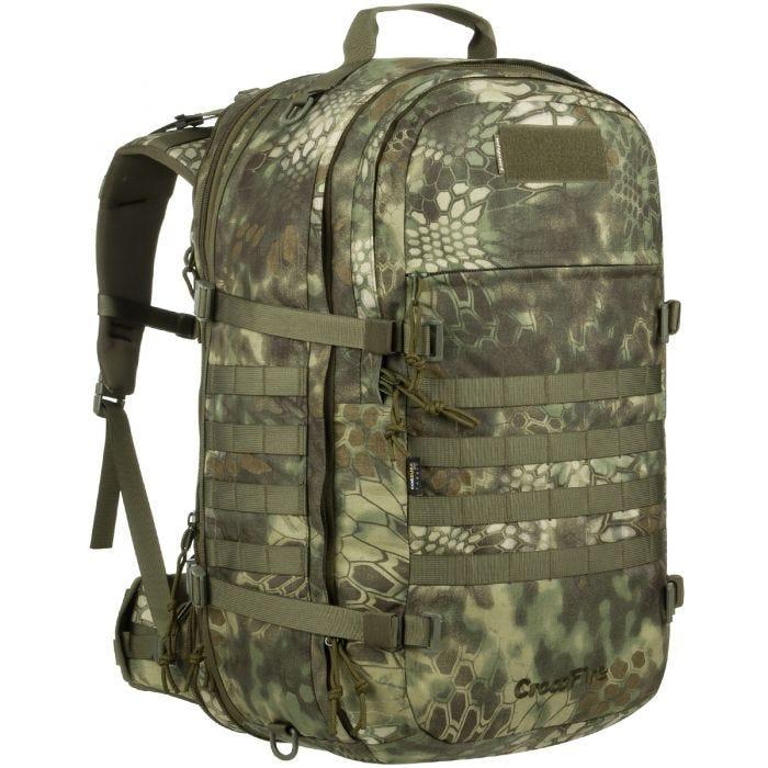 Wisport Crossfire Shoulder Bag and Rucksack Kryptek Mandrake
