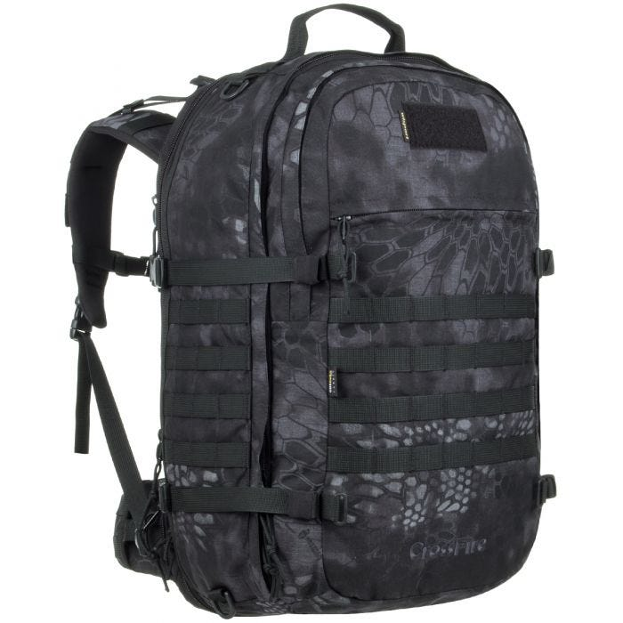 Wisport Crossfire Shoulder Bag and Rucksack Kryptek Typhon