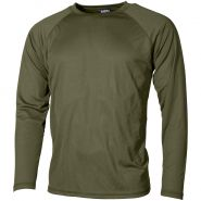 MFH US Undershirt Level I Gen III OD Green