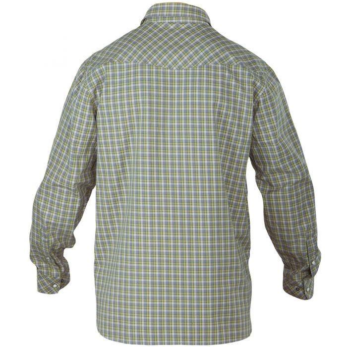 5.11 Flannel Long Sleeve Shirt Steam
