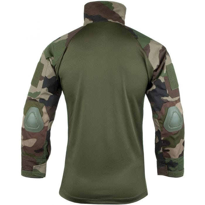 Mil-Tec Warrior Shirt with Elbow Pads CCE