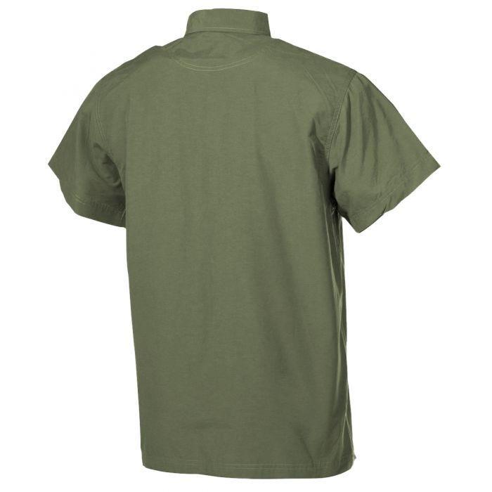 Fox Outdoor Short Sleeve Outdoor Shirt OD Green
