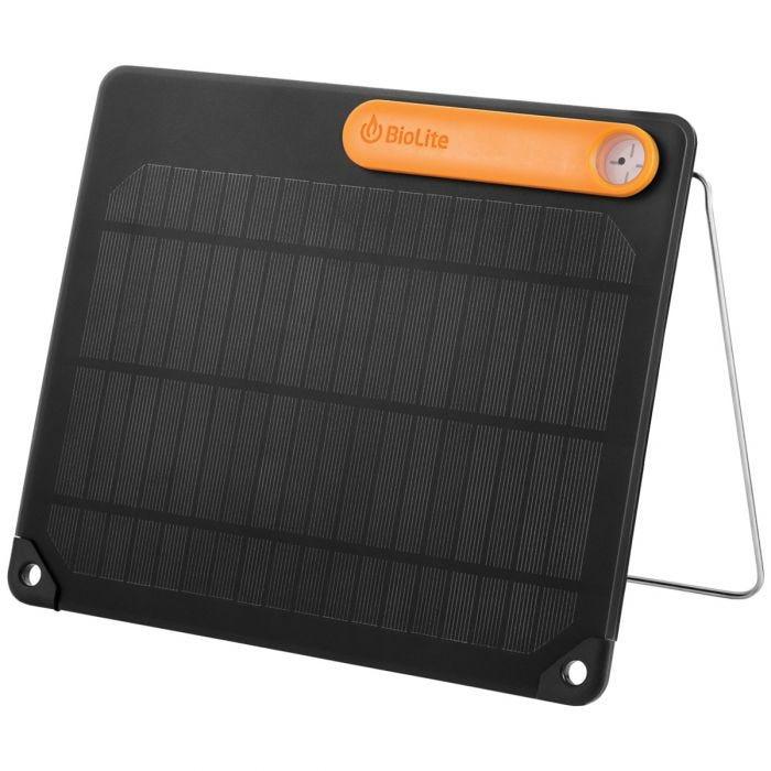 Biolite Solarpanel 5 Black