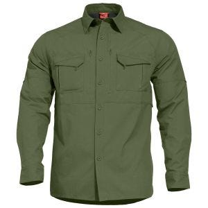 Pentagon Chase Tactical Shirt Camo Green