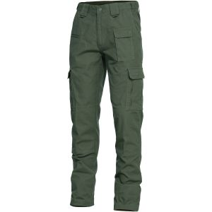 Pentagon Elgon 2.0 Heavy Duty Tactical Pants Camo Green