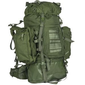 Teesar Backpack 100L Olive
