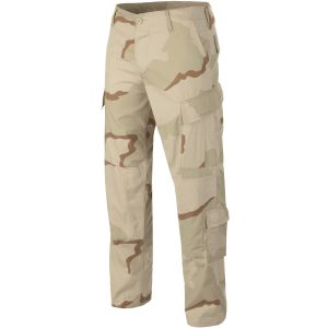 Teesar ACU Combat Trousers 3-Colour Desert