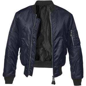 Brandit MA1 Jacket Navy