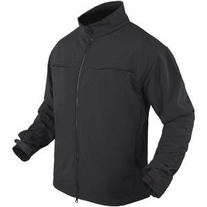Condor Covert Soft Shell Jacket Black