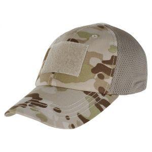 Condor Mesh Tactical Cap MultiCam Arid