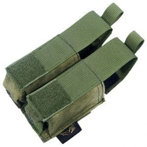 Flyye Double 9mm Pistol Magazine Pouch Ver. HP MOLLE A-TACS FG