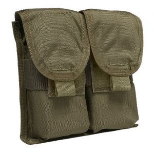 Flyye Double M4/M16 Magazine Pouch Ver. FE MOLLE Ranger Green