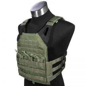 Flyye Swift Plate Carrier Ranger Green