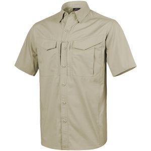 Helikon Defender Mk2 Short Sleeve Shirt Khaki