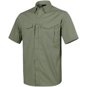 Helikon Defender Mk2 Short Sleeve Shirt Olive Green