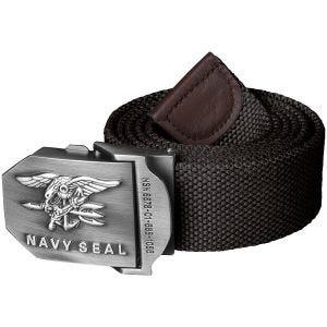 Helikon Navy Seal Belt Cotton Black